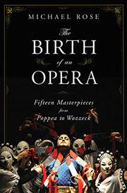 Book Cover for THE BIRTH OF AN OPERA