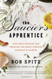 Book Cover for THE SAUCIER'S APPRENTICE
