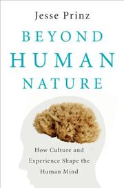 BEYOND HUMAN NATURE by Jesse Prinz