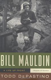 Book Cover for BILL MAULDIN