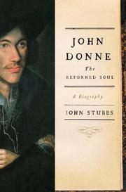 JOHN DONNE by John Stubbs