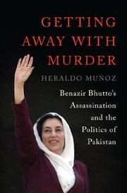 GETTING AWAY WITH MURDER by Heraldo Muñoz