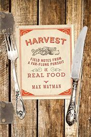 HARVEST by Max Watman