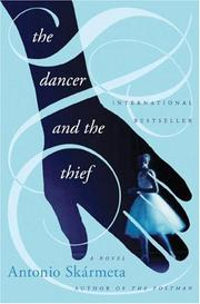 Cover art for THE DANCER AND THE THIEF