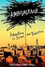 AMBIVALENCE by Jonathan Garfinkel