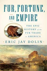 Cover art for FUR, FORTUNE, AND EMPIRE
