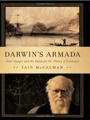 Cover art for DARWIN'S ARMADA