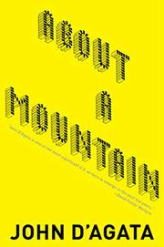Book Cover for ABOUT A MOUNTAIN