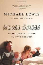 HOME GAME by Michael Lewis