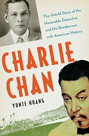Cover art for CHARLIE CHAN