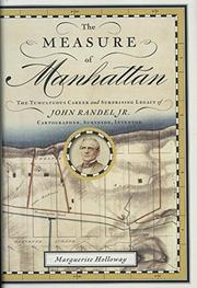 Book Cover for THE MEASURE OF MANHATTAN