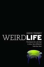 WEIRD LIFE by David Toomey
