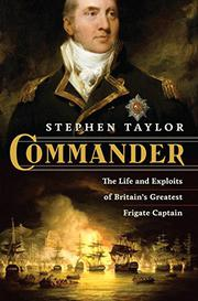 Book Cover for COMMANDER