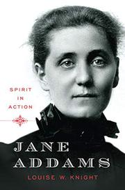 Book Cover for JANE ADDAMS