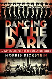 Book Cover for DANCING IN THE DARK
