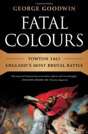 FATAL COLOURS by George Goodwin