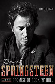 Cover art for BRUCE SPRINGSTEEN AND THE PROMISE OF ROCK 'N' ROLL