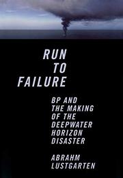 RUN TO FAILURE by Abrahm Lustgarten