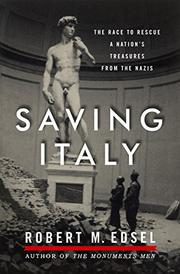 Cover art for SAVING ITALY