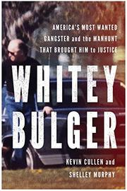 Cover art for WHITEY BULGER