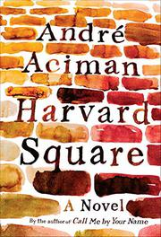 Cover art for HARVARD SQUARE
