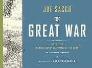 THE GREAT WAR by Joe Sacco