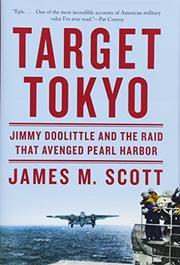 TARGET TOKYO by James M. Scott