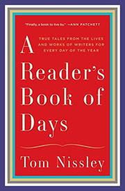 A READER'S BOOK OF DAYS by Tom Nissley