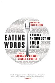 EATING WORDS by Sandra M. Gilbert