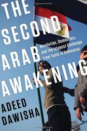 Book Cover for THE SECOND ARAB AWAKENING