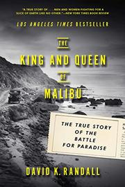 THE KING AND QUEEN OF MALIBU by David K. Randall