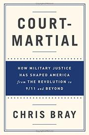 COURT-MARTIAL by Chris Bray