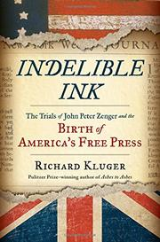 INDELIBLE INK by Richard Kluger