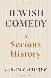 JEWISH COMEDY by Jeremy Dauber