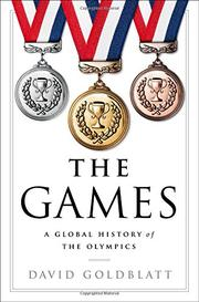 THE GAMES by David Goldblatt