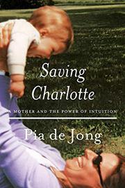 SAVING CHARLOTTE by Pia de Jong