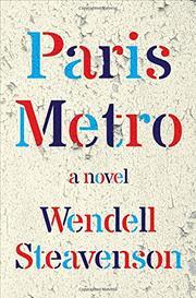 PARIS METRO by Wendell Steavenson