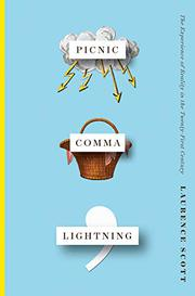 PICNIC COMMA LIGHTNING by Laurence Scott