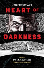 HEART OF DARKNESS by Peter Kuper