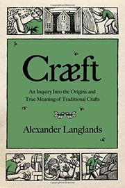 CRÆFT by Alexander Langlands