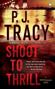 Cover art for SHOOT TO THRILL