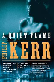 Cover art for A QUIET FLAME