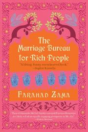 THE MARRIAGE BUREAU FOR RICH PEOPLE by Farahad Zama
