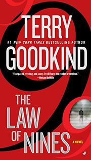 THE LAW OF NINES by Terry Goodkind