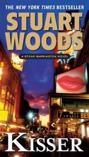 KISSER by Stuart Woods