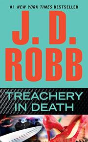 TREACHERY IN DEATH by J.D. Robb