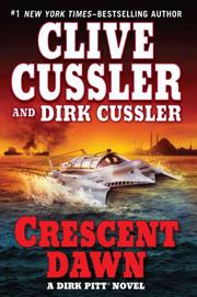 CRESCENT DAWN by Clive Cussler