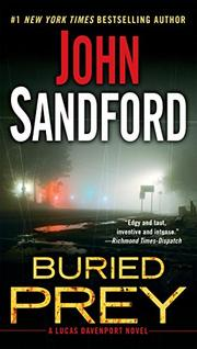 BURIED PREY by John Sandford