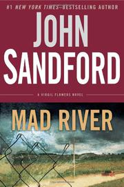 Cover art for MAD RIVER