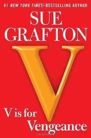 'V' IS FOR VENGEANCE by Sue Grafton